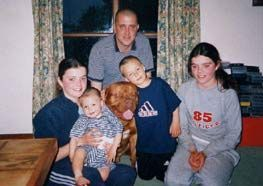 A1K9 Protection Dog With New Family