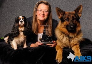 A1K9 Gaynor Probert CFBA practitioner of the year