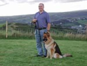 A1K9 Protection Dog with Chris Williams