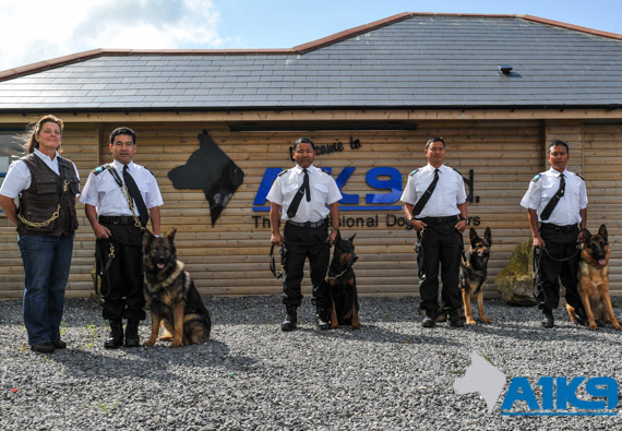 Security Dog Handler Courses