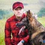 A1K9s Protection Dog with Keith Flint
