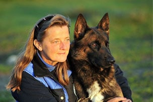 Gaynor Probert Dog trainer