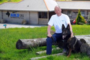 A1K9 Director With Protection Dog